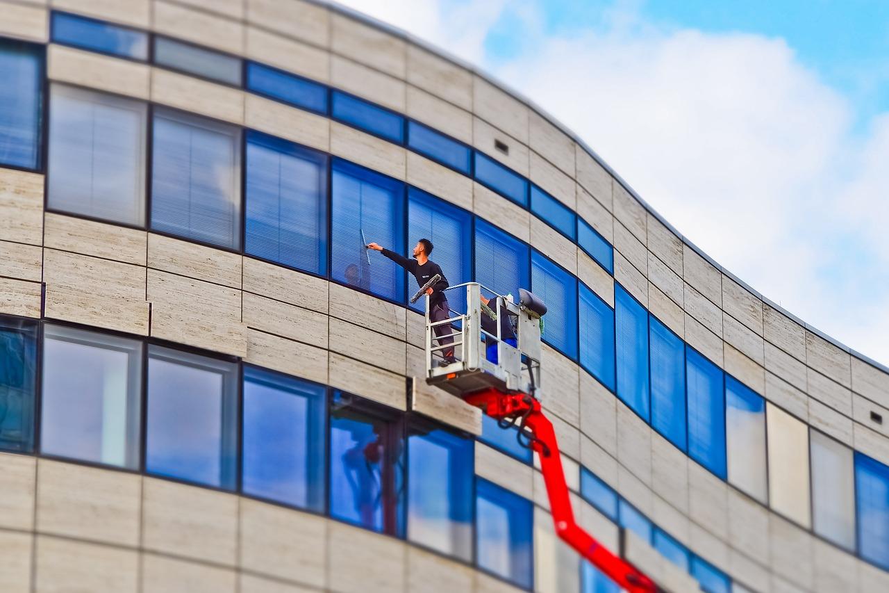GA-Gebäudeservice- Gebäudereinigung